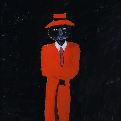 Dapper Cat by Earl Swanigan