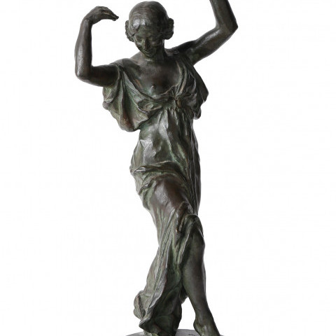 Muse of Dance by Louis Armand Bardery