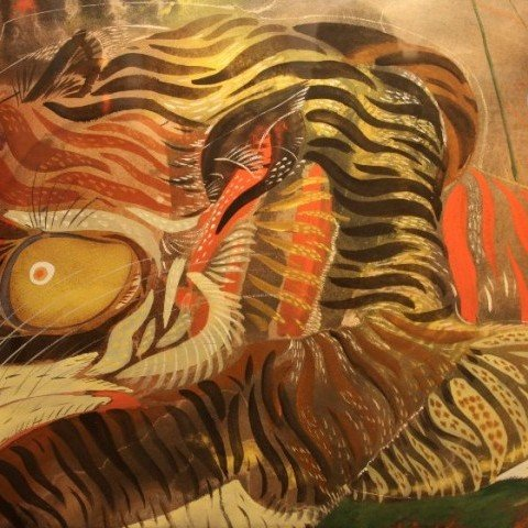 Tiger by Paul Bough Travis