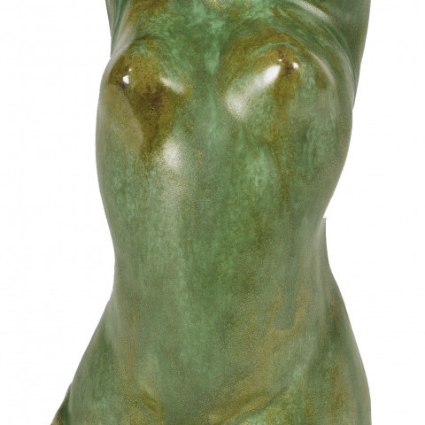 Exotic Female Figure by Walter A. Sinz