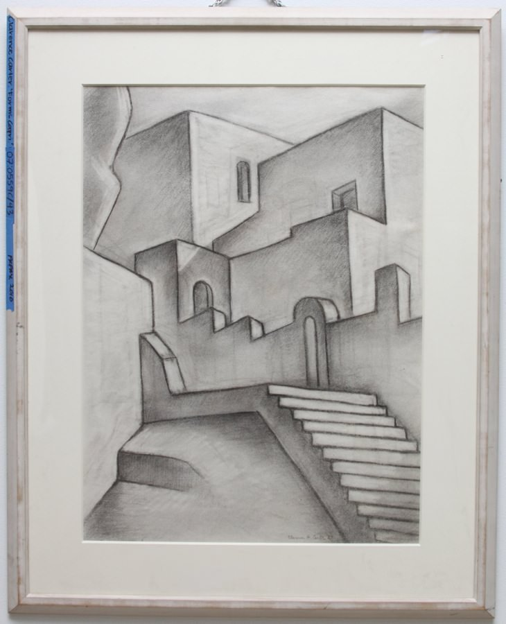 Forms Capri by Clarence Holbrook Carter