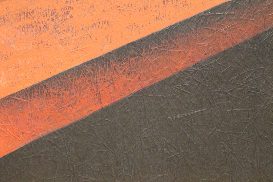Abstract Acrylic on Scintilla Painting: