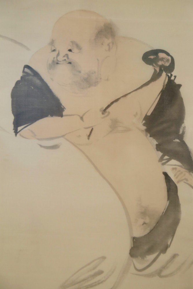 Chinese School, Hanging Scroll Painting, Immortal by 20th Century Chinese School