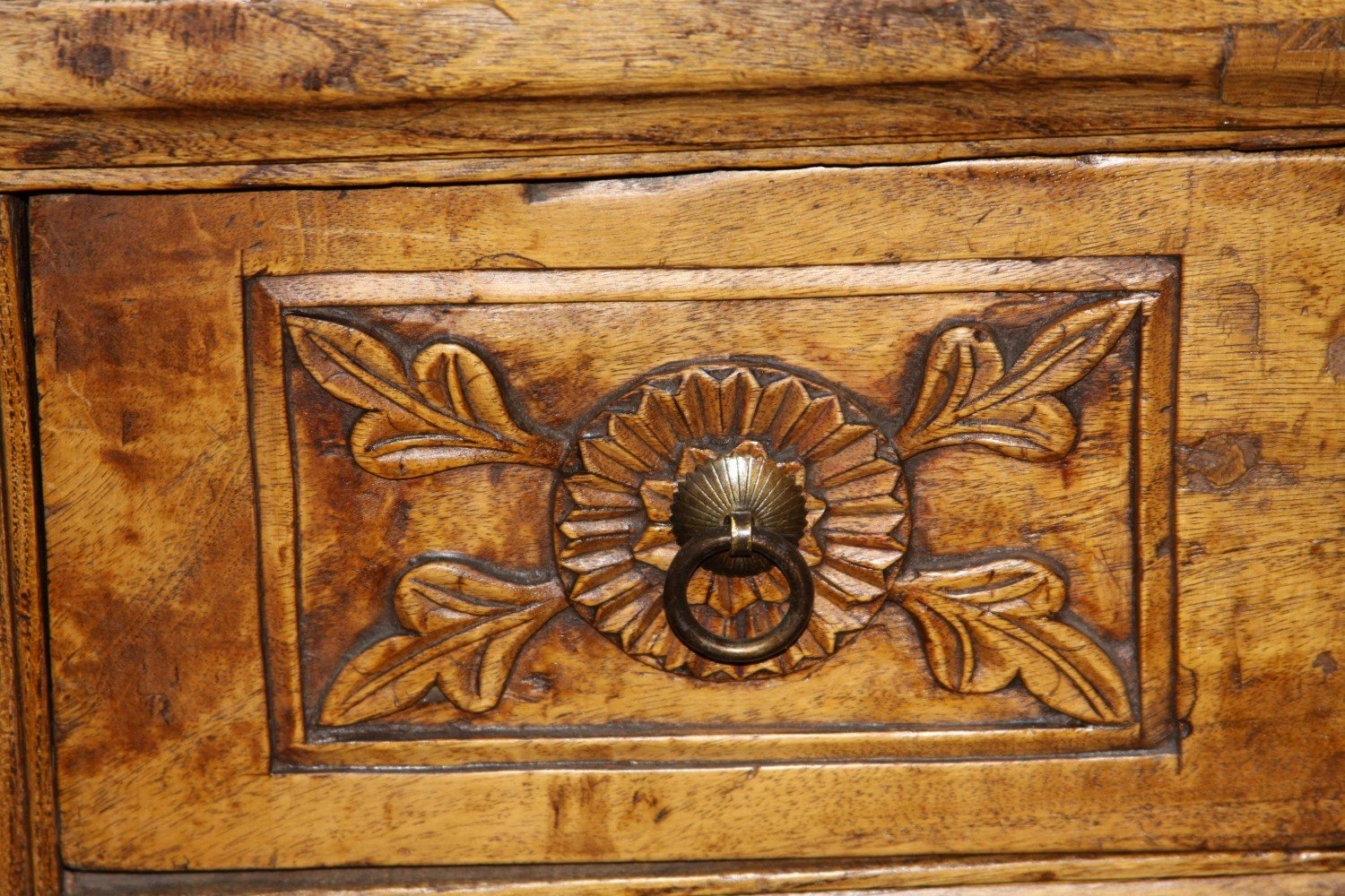 Pierced Carved Cabinet