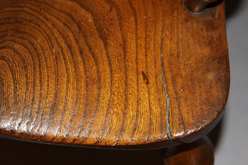 An English Oak Windsor Chair