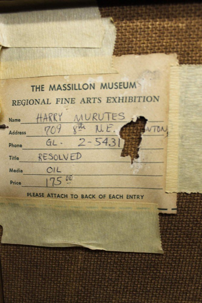 Resolved by Harry Murutes