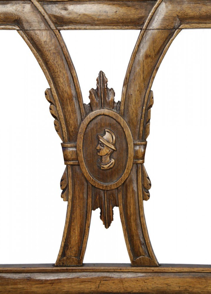 Walnut Decorative Art: