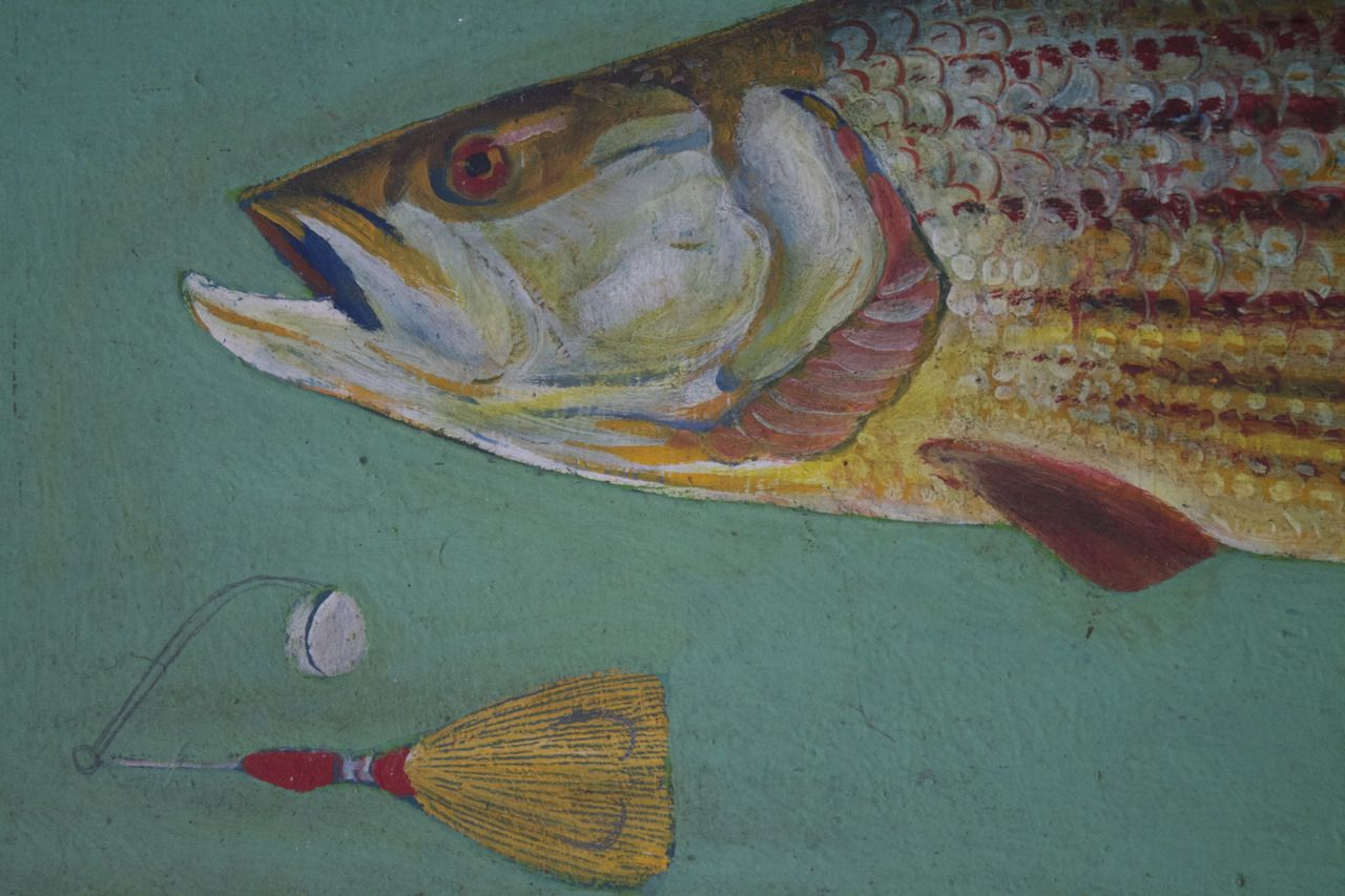 Tiger Fish by Paul Bough Travis