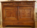 A French Directoire Fruitwood Buffet