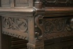 Italian Renaissance Revival Court Cupboard - Late 19th century