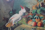 Still Life with Fruit and Birds by 20th Century Italian School